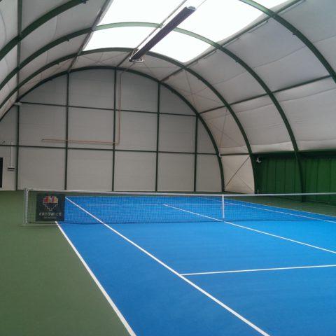 01-2016 / Construcción de naves para tenis en Katowice